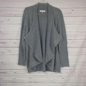 LOFT Super Soft Flap Close Cardigan M